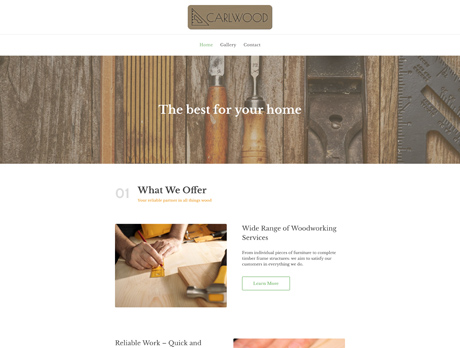 Website Templates » Professional and Affordable Layouts | 1&1 IONOS